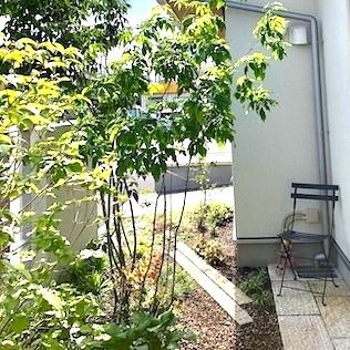 ミヤモリデザイン事務所:その他の施工例「クリニック様の庭」