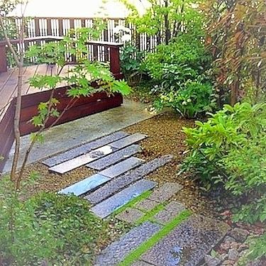 ミヤモリデザイン事務所:庭のリノベーション「ウッドデッキのある庭」