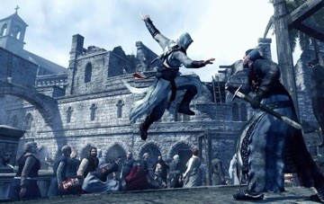 Image du jeu Assassin's creed..