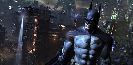 "Marcel Pixel teste ""Batman : Arkham City"""