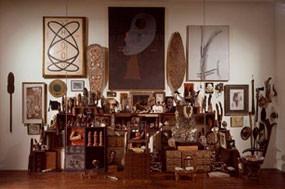 La collection d'André Breton visible au Centre Georges Pompidou