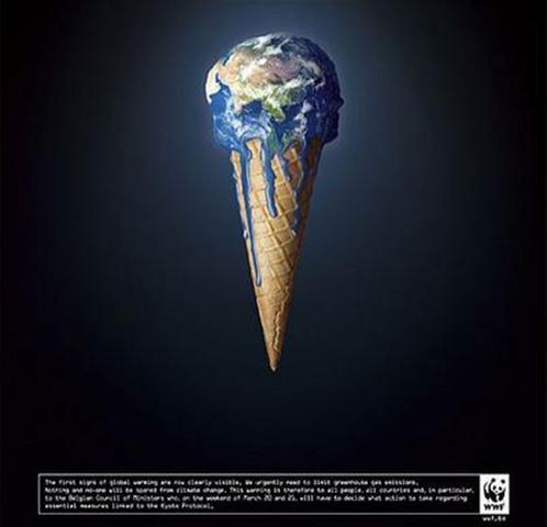 Une alerte de WWF (ONG internationale de protection de la nature et de l'environnement) en 2010.