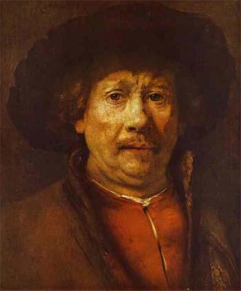 1656-58 autoportrait Vienne