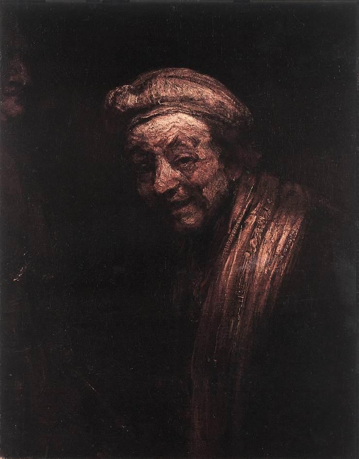 1668-69, huile sur toile, 82,5 x 65 cm, Wallraf-Richartz Museum, Cologne