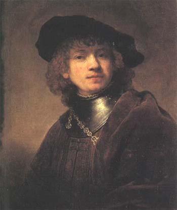 1634 autoportrait Florence
