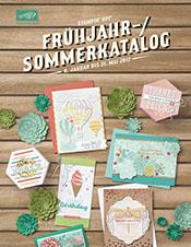 Stampin Up Frühjahr Katalog Sommer 2017