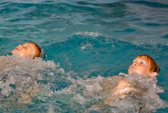 5 x 11m klein aber fein - Unser Schwimmbad.