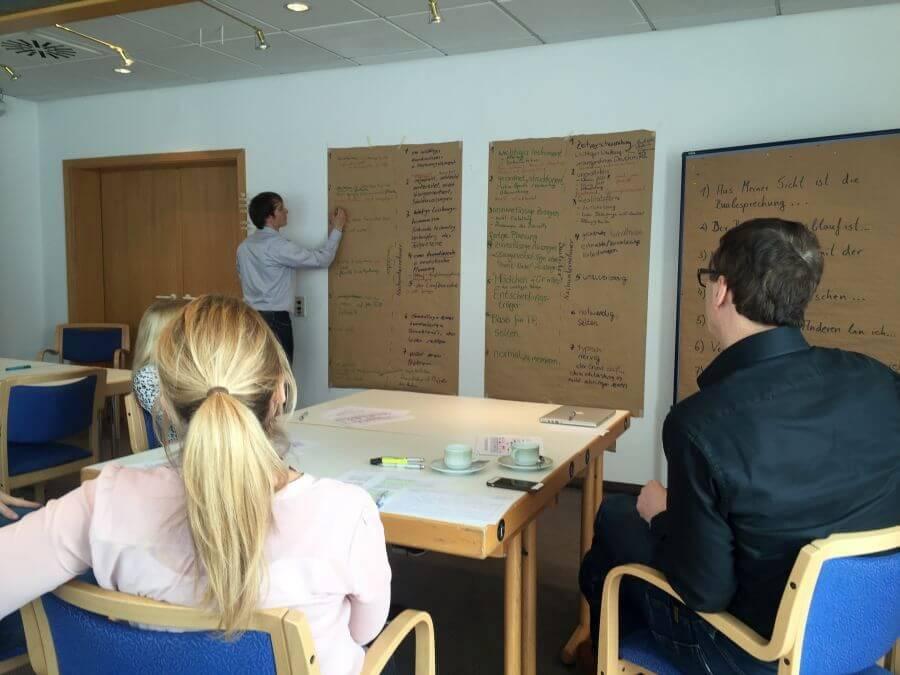Lean Construction Workshop - Rollenbilder und Veränderungsbedarf