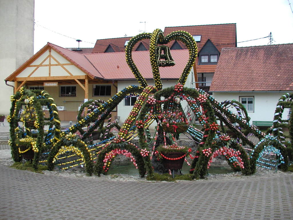 Osterbrunnen