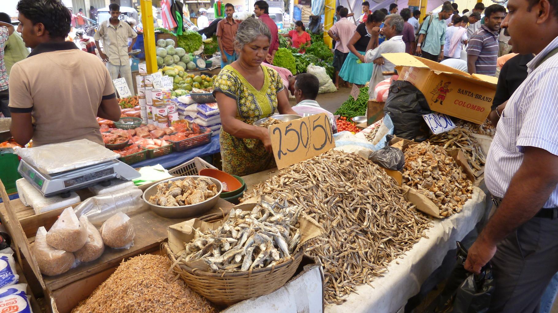 Colombo Market