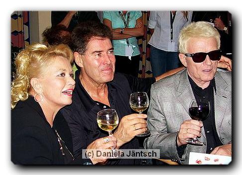 Hannelore, Jack White & Heino