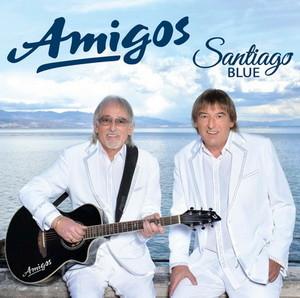 Das neue Album von den Amigos - Santiago Blue