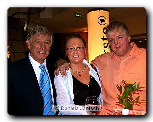 Siegfried Rauch, Wolfgang Schwalm & seine Frau
