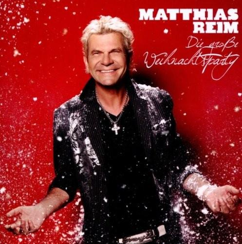 matthias reim die gro e weihnachtsparty schlager4all