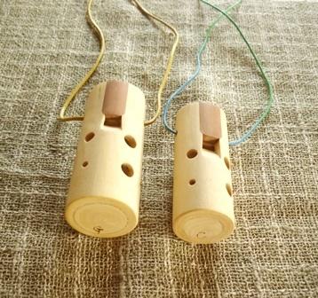 みかんの木のオカリナ ドレミかん笛 アルト&ソプラノセット