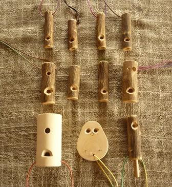 鳥笛シリーズ