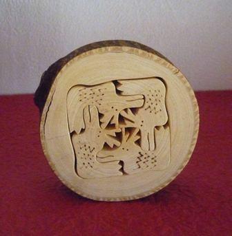 干支辰 箸置きorパズル