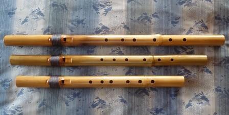 新虚空の笛(真竹製インディアンフルート)