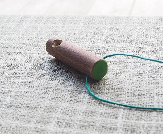 メジロ笛雑木笛   Bird Whistle of Various Wood