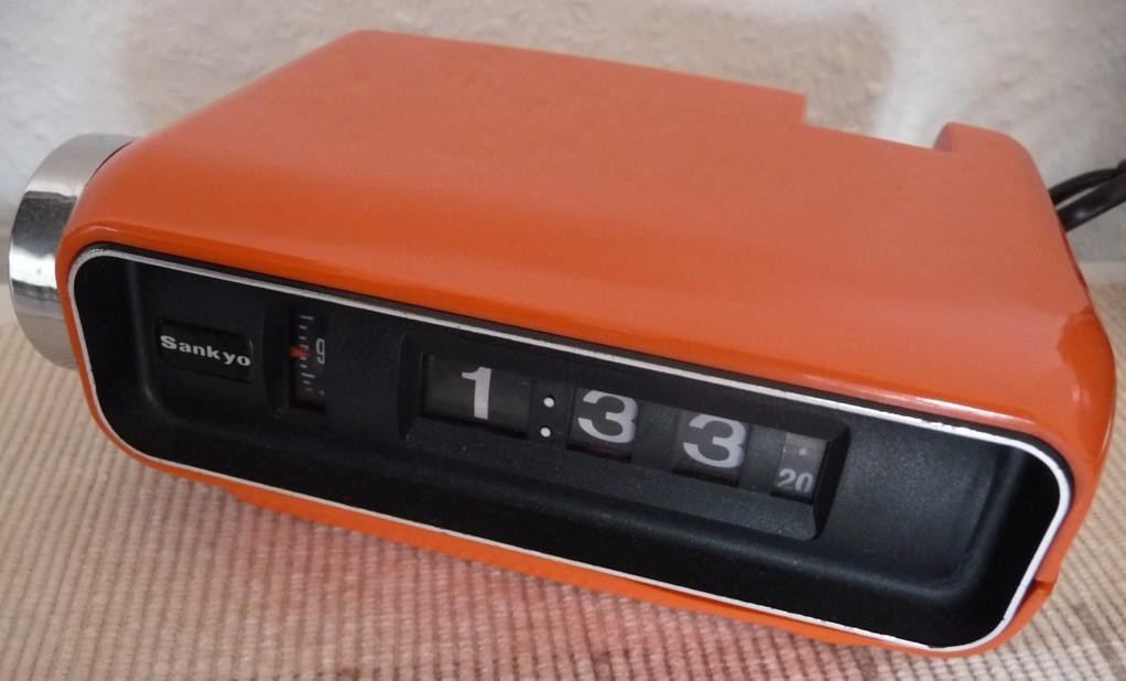 ...ein Sankyo 4000 Digital läuft sehr genau ! Baujahr 1973-1975