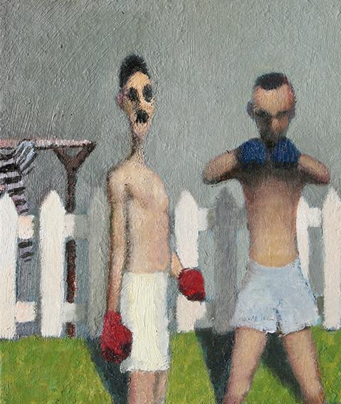 幻のオリンピックシリーズ「ボクシング」