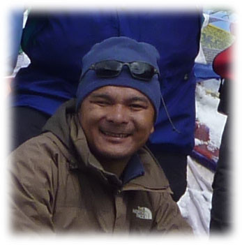 Norbu, guter Freund und bester Guide in Nepal