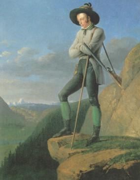 Erzherzog Johann, Bild im Wien Museum