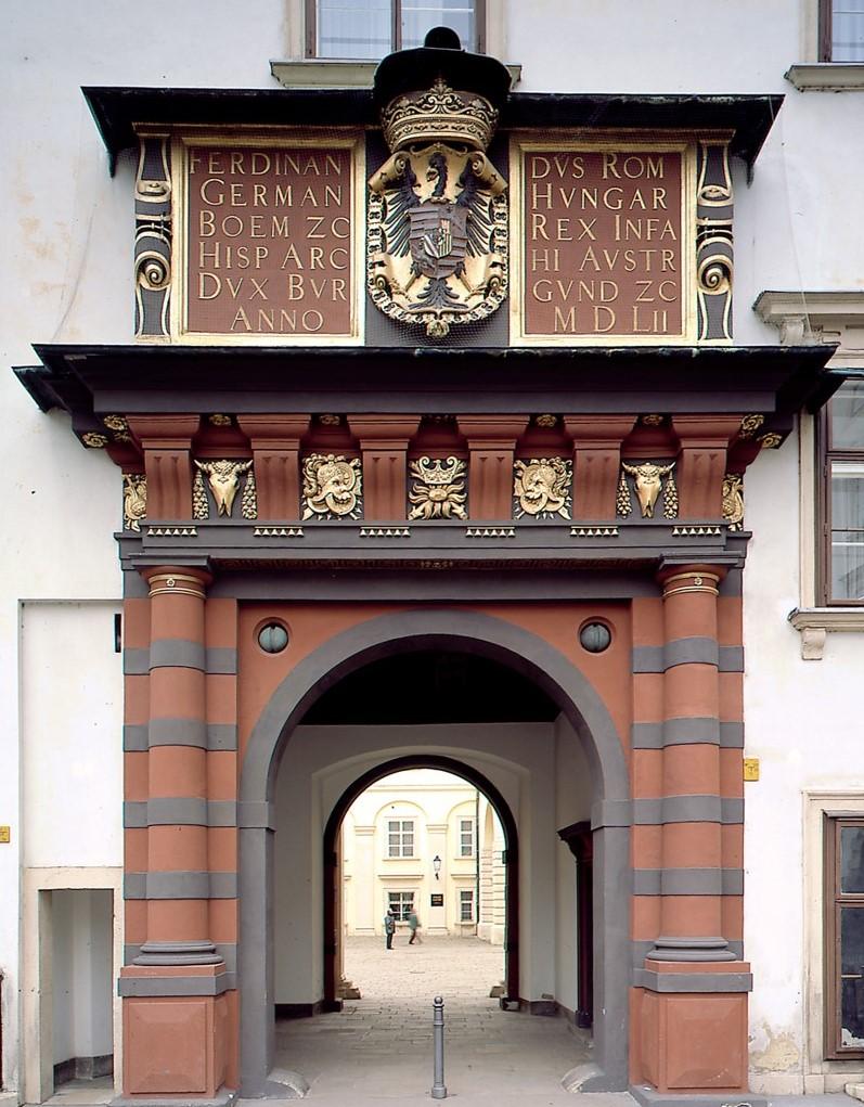 La Porta degli Svizzeri
