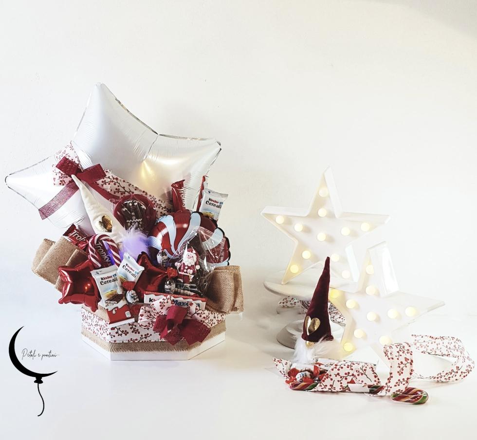 Sweet Balloon Box Natale!!