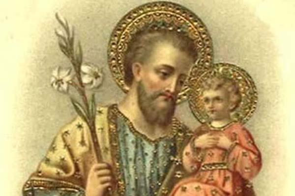 Salutation au Cœur de Joseph