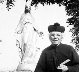 Pour la béatification du père Lamy