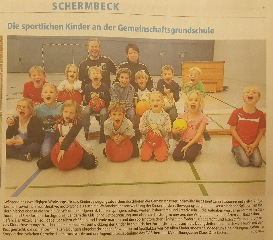 Quelle: Dorstener Zeitung - Do., 19. Okt. 2017