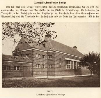 Quelle: Stadtarchiv Buch Forster Schulen S. 1