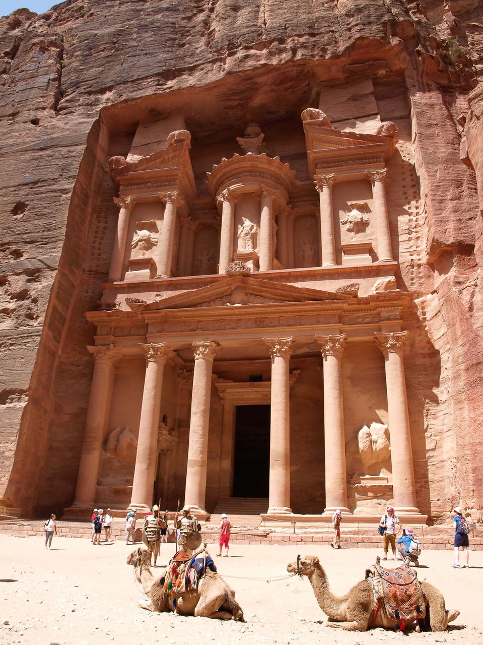 Jordanien: Schatzhaus von Petra