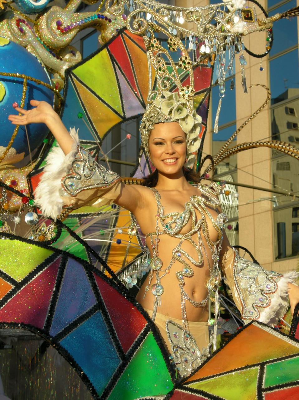 Teneriffas exotischer Karneval