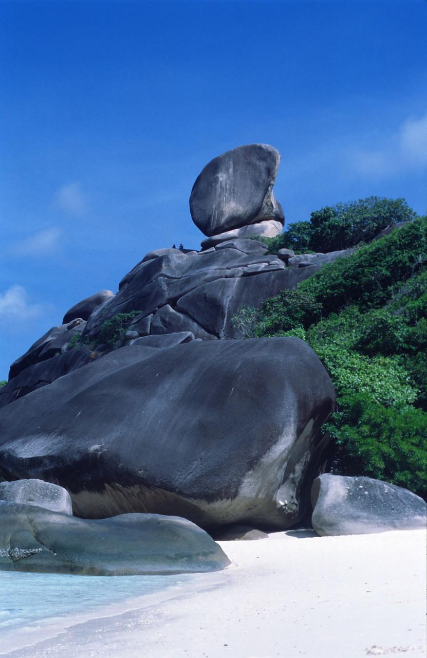 Thailand: Similan Inseln