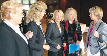 20-jähriges Gründungsjubiläum Arbeitskreis Unternehmerfrauen im Handwerk MK