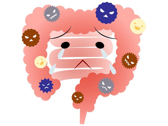 腸内フローラ・腸内環境が悪化する原因