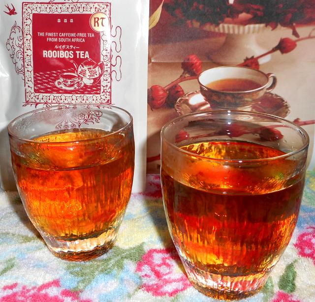 ルイボスティーは便秘の解消に効果的なお茶