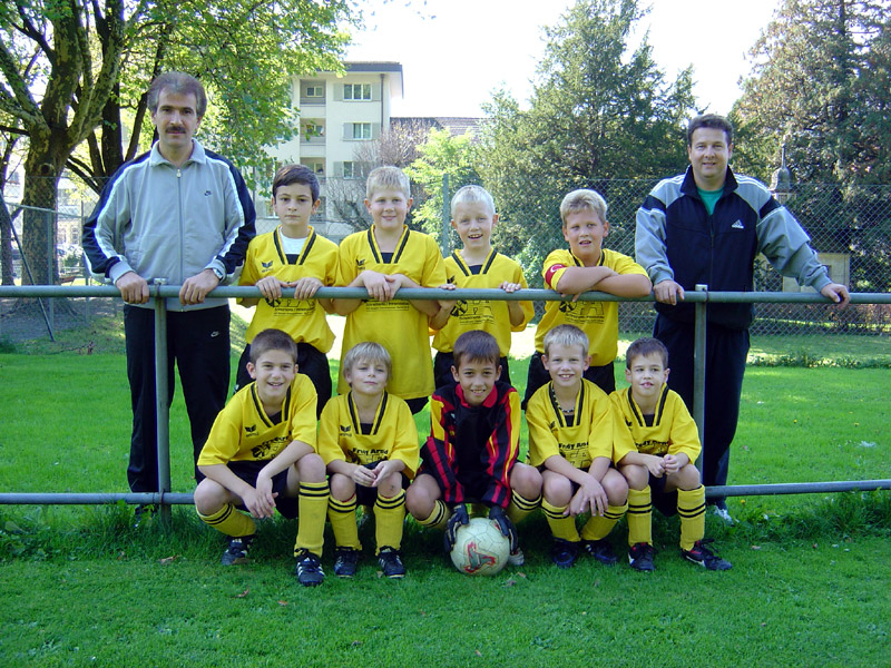 Ec-Junioren 2003