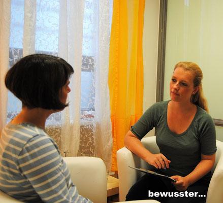 NLP-Coaching Termin in meiner Praxis in Bielefeld