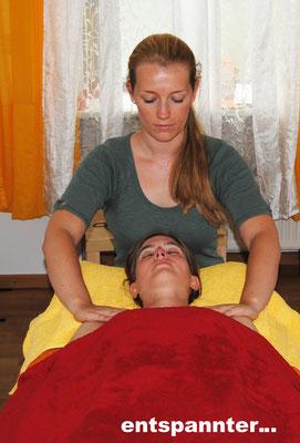 Klassische Massage in meiner Praxis in Bielefeld