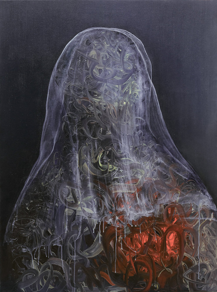 Agnes (120 x 90 cm, oil on canvas, 2015)
