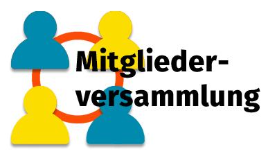 Einladung zur (virtuellen) Mitgliederversammlung