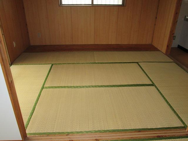 6畳×2間