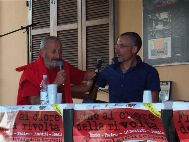 Adelmo Cervi ed Emanuele Buttitta