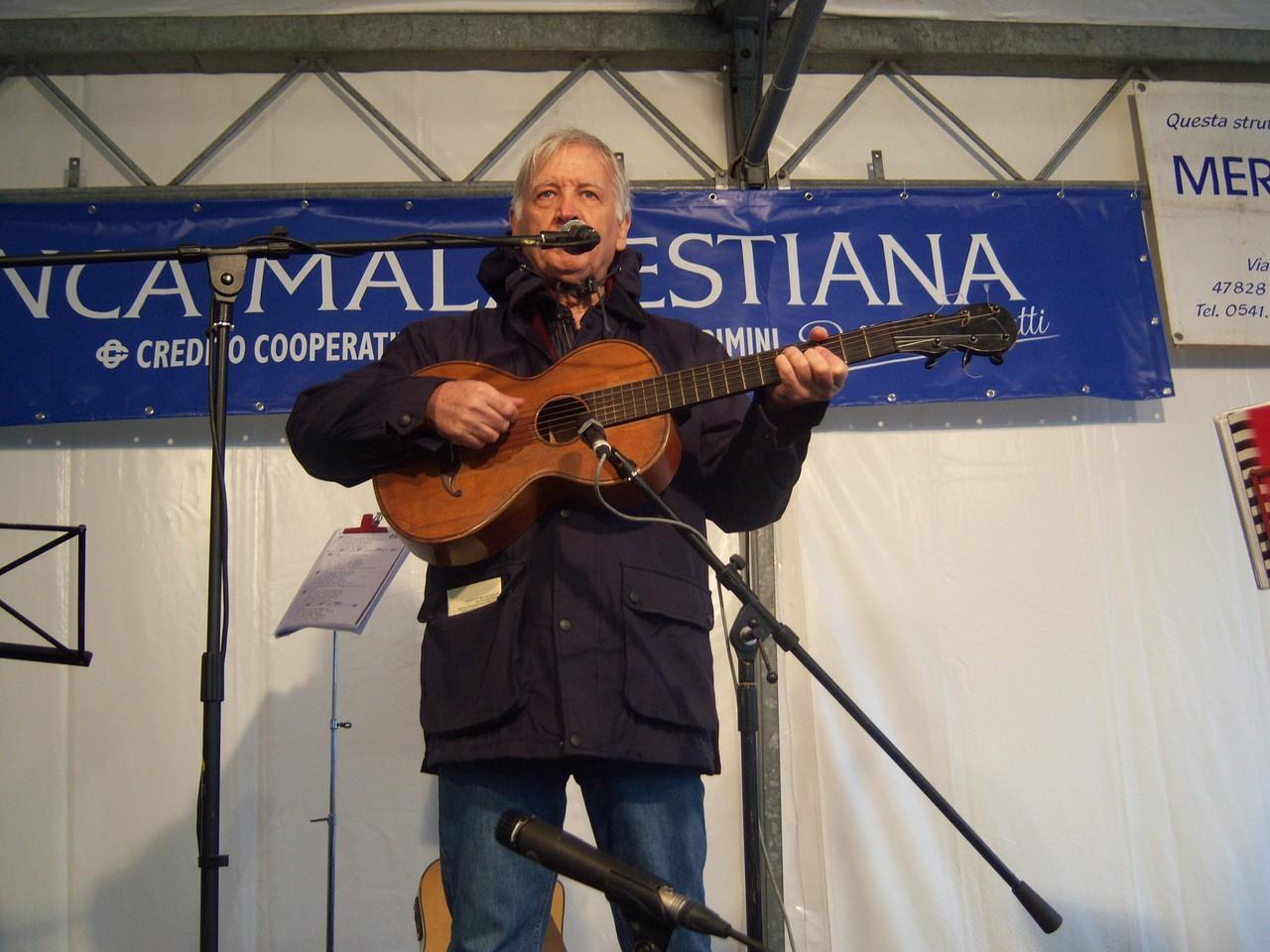 Mauro Chechi cantastorie toscano di Maremma