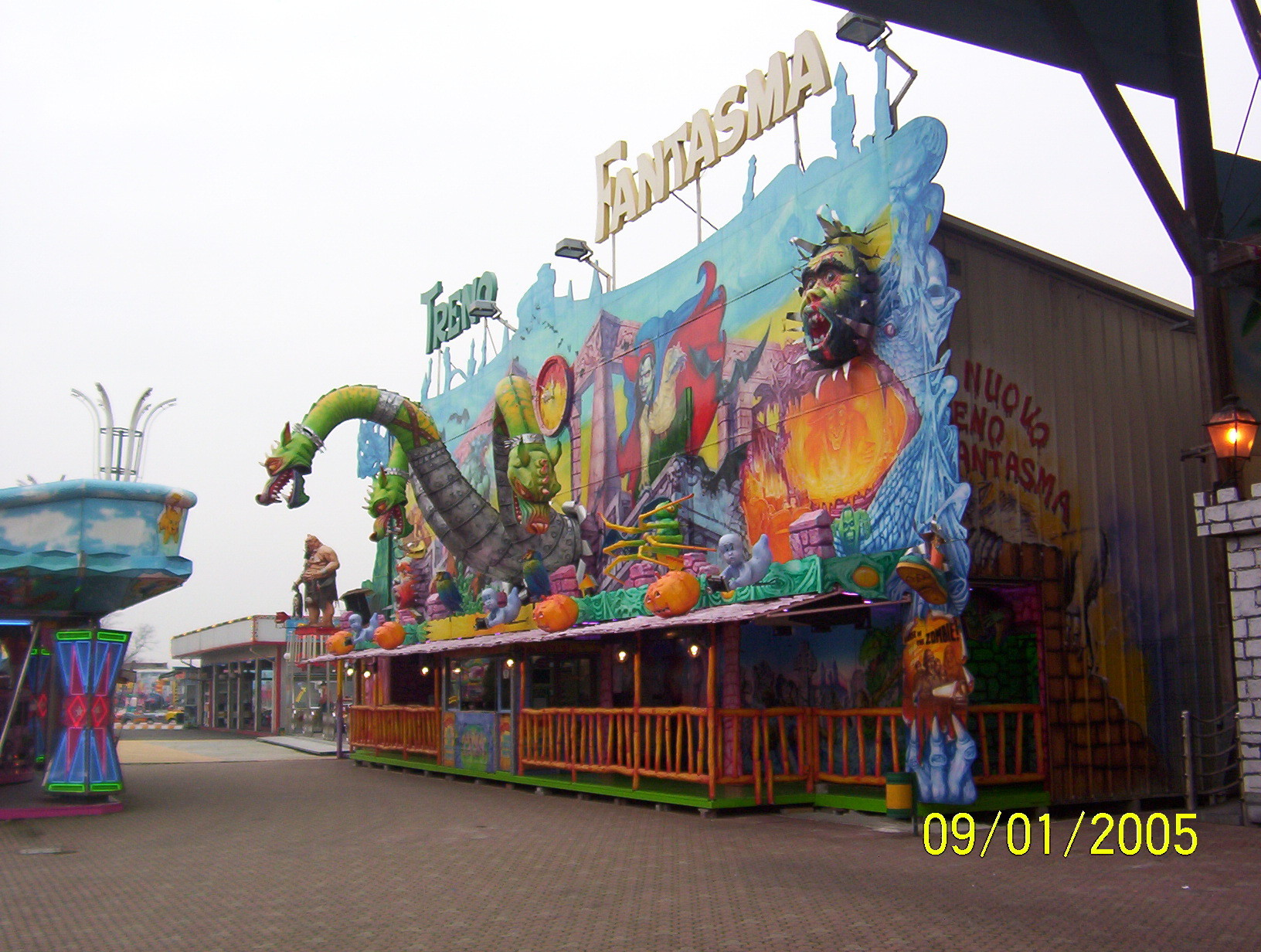 Luna Park Idroscalo