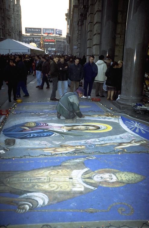 Madonnaro C.so Vitt. Emanuele 2001
