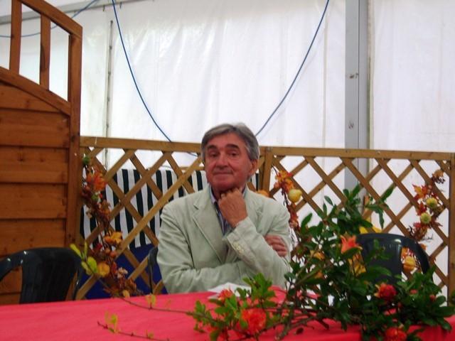 Presentatore e animatore della manifestazione Wainer Mazza